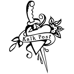 Kalk Post Tattoo