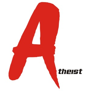 Big Red A Atheism Logo