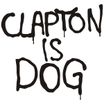clapton_is_dog