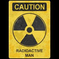 Design ~ radioactive man