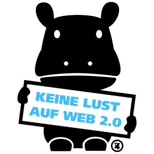keine lust auf web 2.0