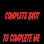 Complete Idiot