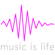 Music is life Pulse / Music is life soundwave