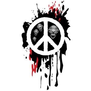 Frieden Schädel