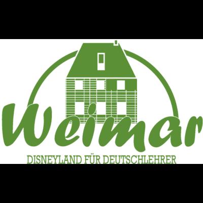 Disneyland für Deutschlehrer GRÜN - Der Titel spricht für sich! - weimar,lehrer,Disney