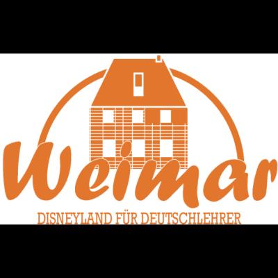 Disneyland für Deutschlehrer ORANGE - Wer Weimar kennt, weiß, dass es stimmt! - weimar,lehrer,Disneyland,Disney,Deutschleher