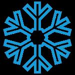 Schneeflocke - Winter