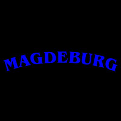 Magdeburg - Dom und Elbe was will man mehr. - stadt,college,Unishirt,Magdeburg,Heimatstadt