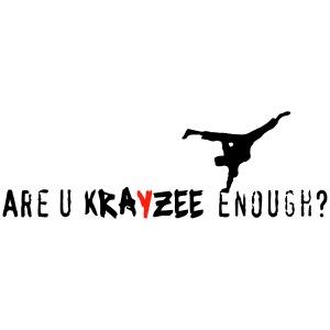 Krayzee-Jacke