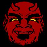 Daemon / Teufel 3farbig
