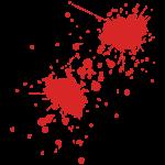 blutfleck - blood - blut