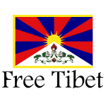 tibet_flag_color_free