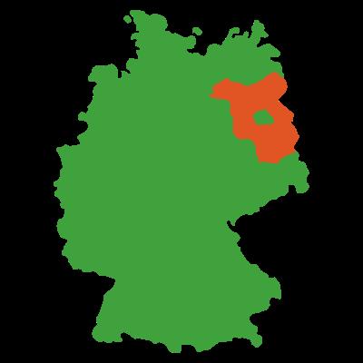Bundesland Brandenburg Karte - Bundesland Brandenburg Karte - Bundesland Brandenburg Karte