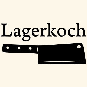 Lagerkoch - Hackbeil