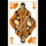 UW1 - carte à jouer Balti