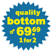 Quality Bottom