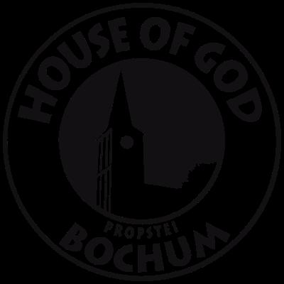 Propstei Bochum - Das Haus Gottes...hier sinnbildlich dargestellt durch die wunderschöne Propstei in Bochum - religion,propstei,jesus,gott,god,christ,bochum