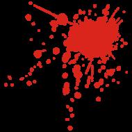 Design ~ blutfleck - blood