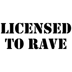 Licensed to Rave