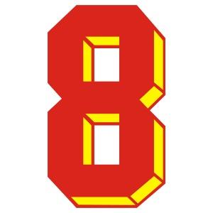 3d_number_8