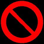 Rauchen - Zigarette - Rauchverbot