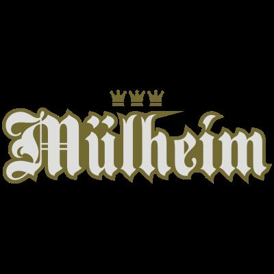 Mülheim (kölsches Veedel) - Mülheim - T-Shirt,Mülheim,Kölsch,Köln,Kölle,Colonia