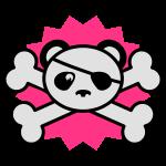 panda bones
