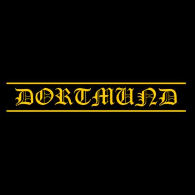 Dortmund - Dortmund - Old Englisch Schrift -