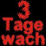 3 Tage wach -  PrintShirt.at