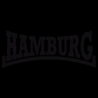 Hamburg - Hamburg-Schriftzug im klassischen Boxer-Design. Paßt hervorragend auf T-Shirts, Stadtjacken, Kapuzenpullover, Caps und auch auf den Rest der hamburger Welt! -