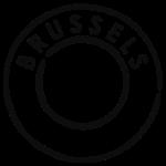 Brussels - Brüssel Poststempel