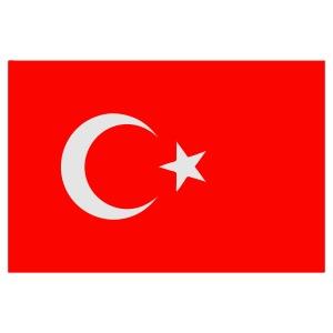 Türkei, Turkey, fahne, flagge