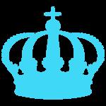 Krone - König - Königin