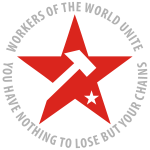 Workers Unite! Marxist Star T-Shirts and Hoodies