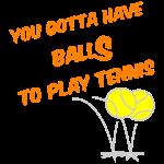 Gotta have balls