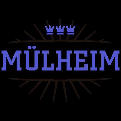Köln-Mülheim - Köln-Mülheim-Karneval/Veedel-Shirt - Veedel,Mülheim,Kölsch,Köln,Karneval