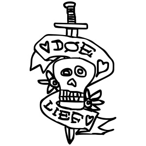 doe lief skull and dagger