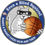 Blind Squirrel - Basketball