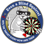 Blind Squirrel - Darts