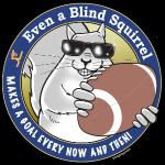 Blind Squirrel - Football