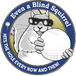 Blind Squirrel - Golf