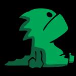 Dino lizard