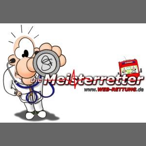 300 n tasse logo screen meisterretter