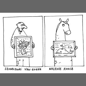 w14 walenie konia