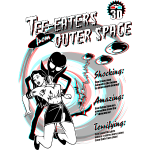 Tea Eaters from Outer Space (3D)
