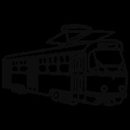 Design ~ Tram - Train - Railway