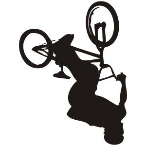 BMX Backflip