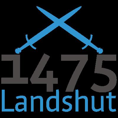 Landshut1475 - Landshutmit Jahreszahl 1475 und Schwert - schwert,Mittelalter,Landshuter Hochzeit,Landshut