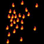 Flamme - Feuer - brennen - fire