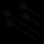 Spinne - Spider - Insekt - Grusel - Halloween